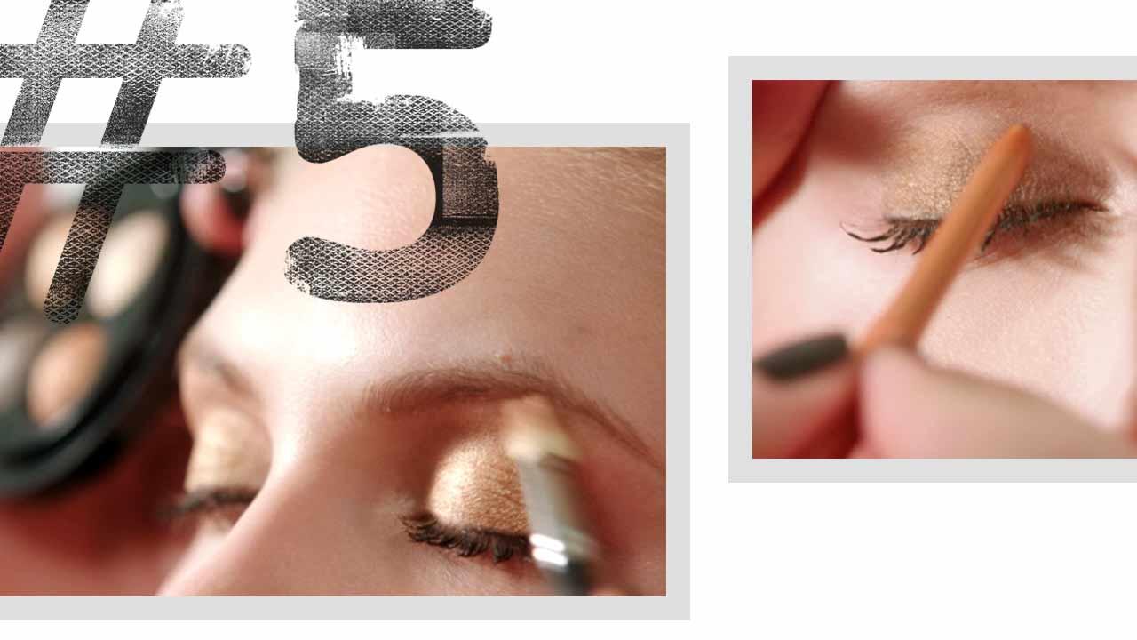 Işıltılı Göz Farları Nasıl Kullanılır